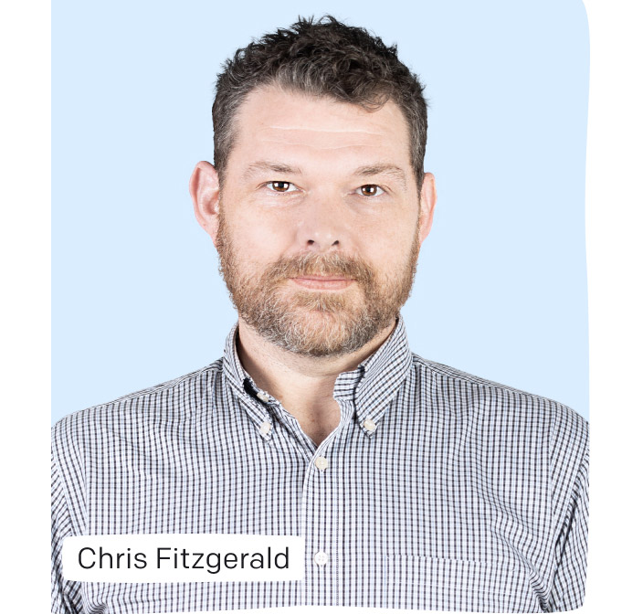 Photo of Chris Fitzgerald